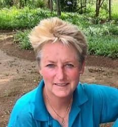 Jennifer Sharp-Scott, estate agent